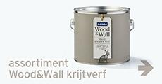 Verven - assortiment Wood&Wall krijtverf