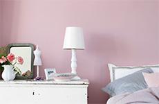 effect van kleur roze