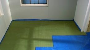 Ondervloer leggen gamma