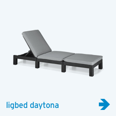 Allibert - ligbed daytona