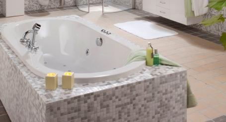 Badkamer Verbouwen Gamma : Badkamer: onderbouwen wanden en verhoogde vloer gamma