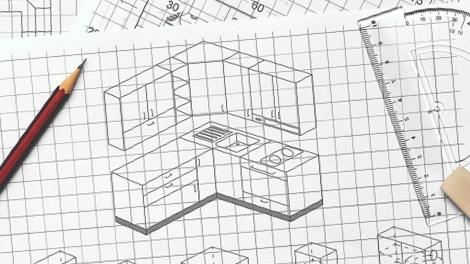 Keuken ontwerpen houd hier rekening mee gamma for Zelf keukenontwerp maken