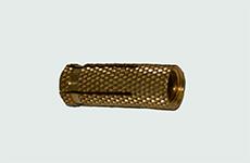 pluggen - Messing plug