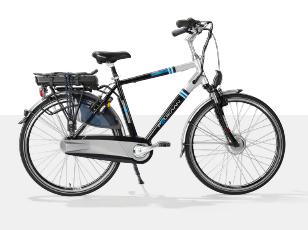 Elektrische fiets of e-bike