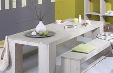 Steigerhouten meubelen maken - Tafel XL