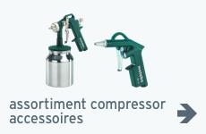 Beeld - assortiment - compressor accessoires