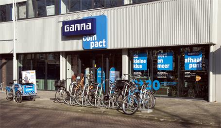 Amsterdam-W de Zwijgerlaan Compact