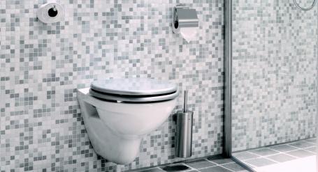 Badkamer: sanitair plaatsen