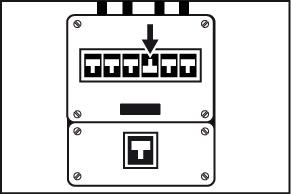 Stap 1 - Duo-dimmer monteren