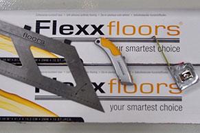 Vinyl vloeren als kliklaminaat leggen? flexxfloors click gamma