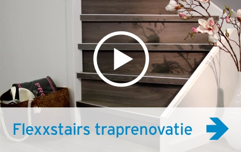 Flexxstairs traprenovatie