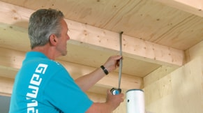 Plat dak isoleren van binnenuit u2013 stappenplan gamma