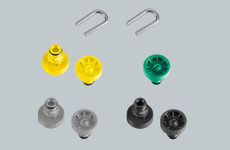 Accessoires hogedrukreiniger - Vervangset spuitkoppen