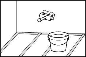 Stap 2 - Ondergrond voorstrijken