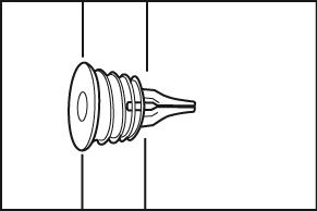 Gipsplaatplug - stap 2