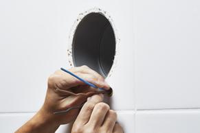 Afzuiging Badkamer Stroom : Badkamerventilator installeren u stappenplan gamma