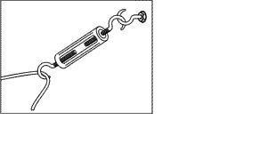 Spankabels van staaldraad ophangen | GAMMA