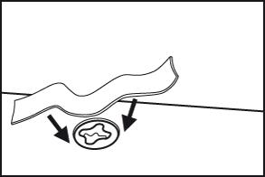 Beschadigde schroef verwijderen - makkelijke methode - stap 1