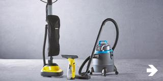 Gereedschap - schoonmaakapparaten