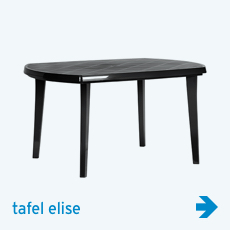 Allibert - tafel elise