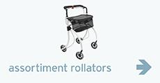 Rollator kopen - navi banner Assortiment rollators