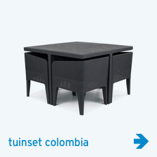 Allibert - tuinset colombia