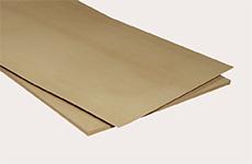 constructieplaten - Hardboard en zachtboard