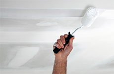 Beeld - Begin met het plafond