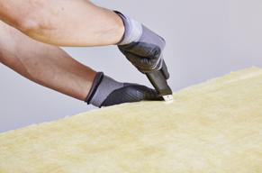 Stap 4 - Isolatie materiaal op maat maken