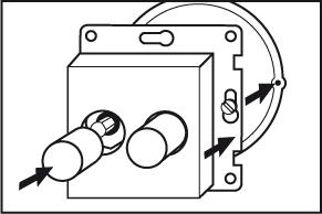 Stap 7 - duo-dimmer monteren