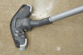 Stap 2 - Betonnenvloer verven