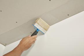 Stap 6 - Plafond stucen