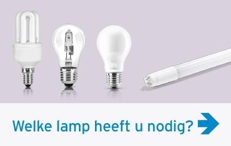Klusadvies soorten lampen