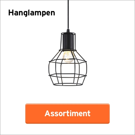 Assortiment hanglampen