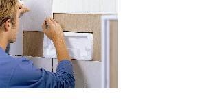 Hoogte Sierstrip Badkamer : Badkamer tegels creëren ruimte gamma