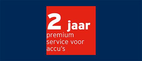 Bosch Professional - 2 jaar premium service voor accus