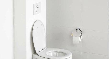 Zwevend Toilet Gamma : Inbouwreservoir plaatsen gamma