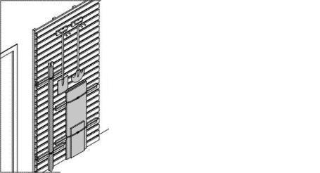 Bergwand maken in de garage gamma for Opbergsysteem schuur