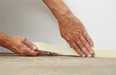 Beeld - Voorbereiding betonverf
