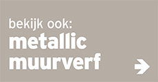 Verven - bekijk ook: metallic muurverf