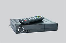 TV aansluiting - TV-ontvanger aansluiten