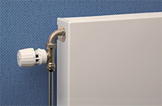 Radiatorbekleding - Optie 3
