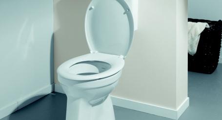 Platte Afvoerbuis Toilet : Staand toilet plaatsen gamma
