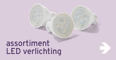 Verlichting - assortiment - LED verlichting