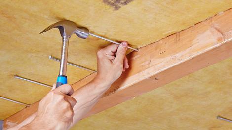 Kruipruimte isoleren houten vloer laag gamma