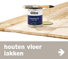 link - verf - stappenplan houten vloer lakken