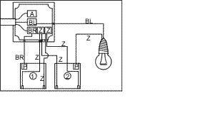 Stopcontact en schakelaar aansluiten gamma for Lampen verbinden
