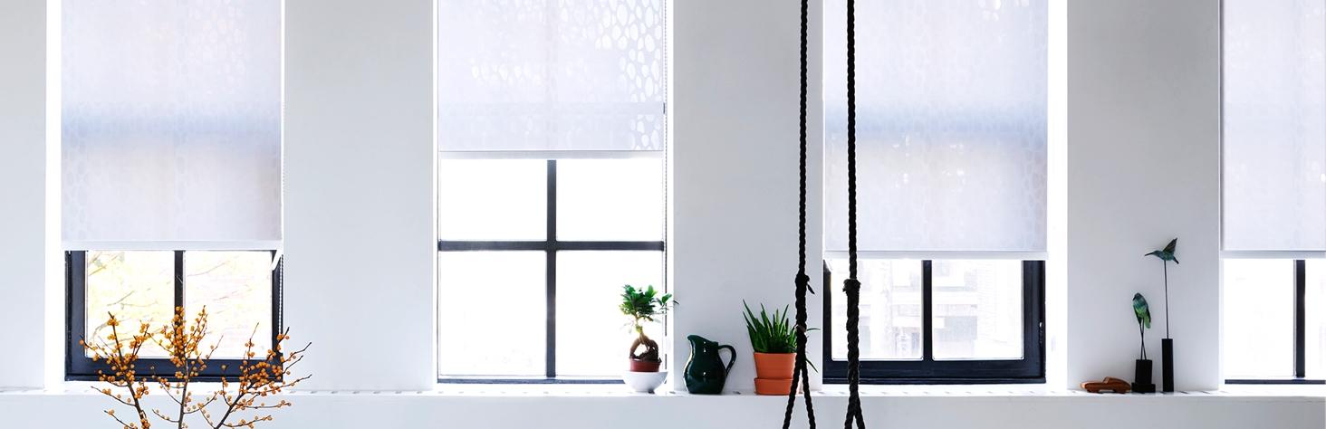 raamdecoratie op maat gamma