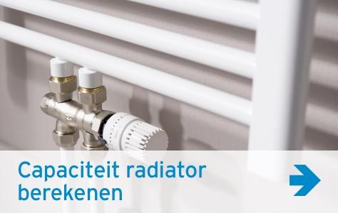 Vermogen radiator berekenen | GAMMA