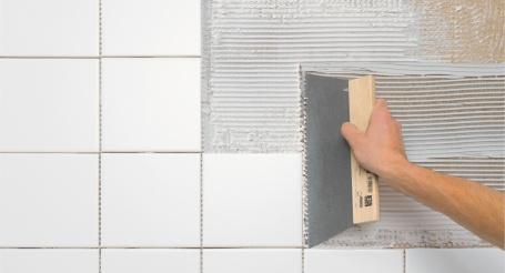 Glazuur Tegel Repareren : Beschadigd tegelwerk herstellen gamma